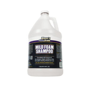 Foaming Shampoo Gallon