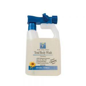 eZall Total Body Wash Original Travel